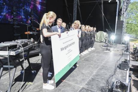 Helsinki-päivän puhe vuoden helsinkiläiset -juhlassa