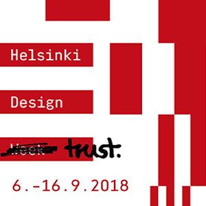 Helsinki Design Week, Helsinki Design Awards 2018