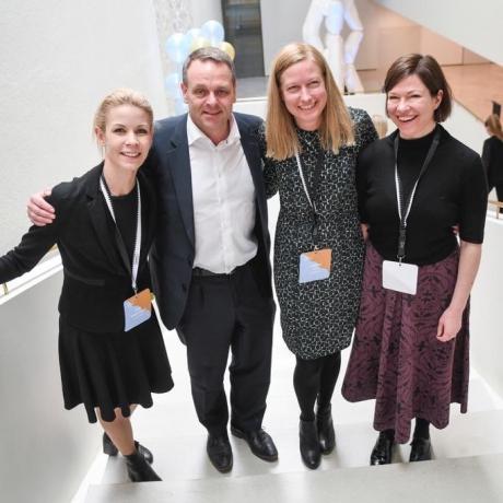 Helsinki Symposium 2019, avauspuhe