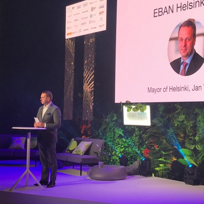 EBAN Helsinki 2019 – European Business Angels Network, opening words