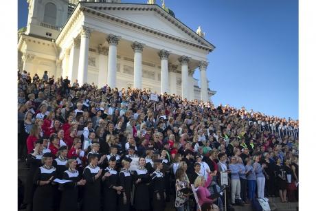 Helsingin juhlaviikkojen avajaispuhe