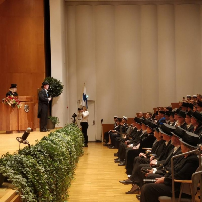Hanken Conferment of Doctoral Degrees, Friday 25 October 2019