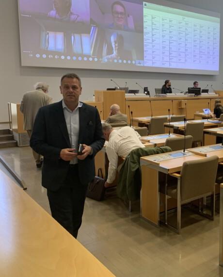 Pormestarin puheenvuoro Helsingin kaupunginvaltuustossa tarkastuslautakunnan arviointikertomuksesta 2019