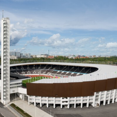 Olympiastadion, kutsuvierasavajaiset 20.8.2020