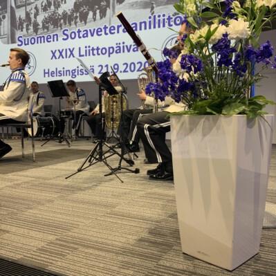 Suomen Sotaveteraaniliiton XXIX liittopäivät 21.9.2020