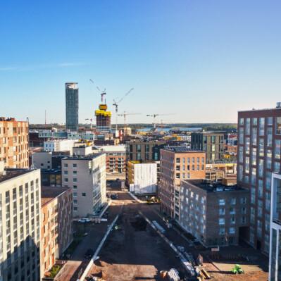 Johtavien kaupunkien kansainvälinen työ vilkasta myös korona-aikana