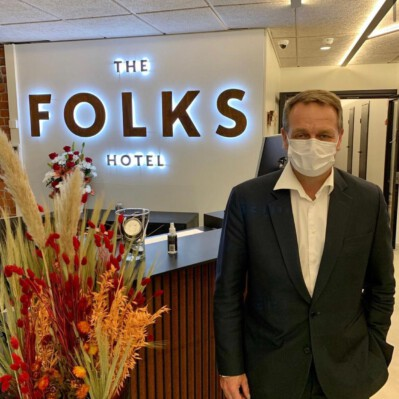 The Folks Hotel Konepajan kutsuvierasavajaiset 8.10.2020