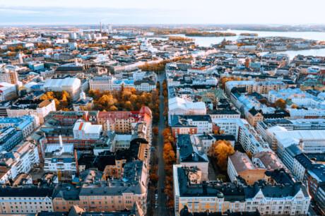Onko kansainvälisyydellä edelleen merkitystä? Virtuaalitapahtuma Helsingin kaupungin henkilöstölle 12.11.2020