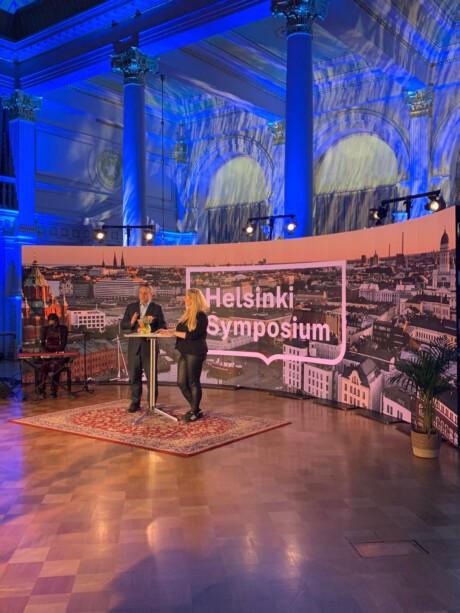 Helsinki Symposium, 24 March 2021